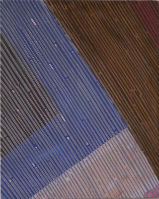 Annekatrien de Maar, schilderij in gemengde techniek